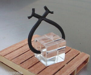 Ice Tongs w Ice Block Multi Scale Miniature Diorama Accessory Items