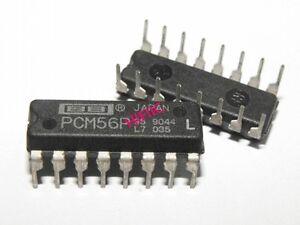 1PCS PCM56P-L Serial Input 16-Bit Monolithic DIGITAL-TO-ANALOG CONVERTER