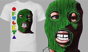 Odd-Future-Shirt-OFWGKTA-Tyler-The-Creator-Wolf-Gang-Tyler-Mask-White-T-Shirt