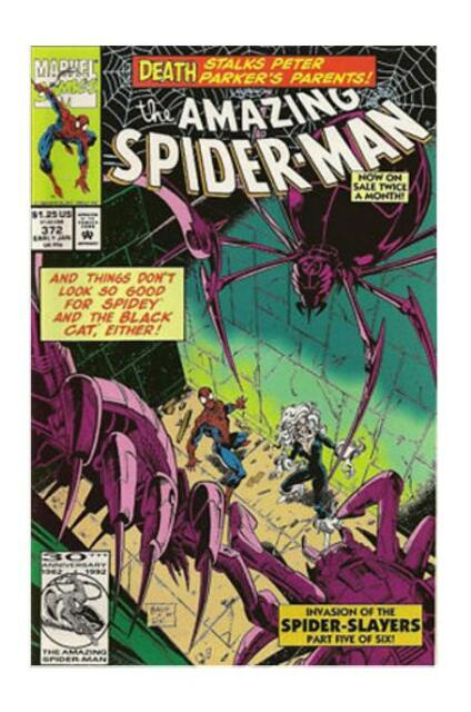 Amazing Spider-Man #372 (1993) Marvel Comics