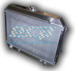 Mopar-Big-Block-26-034-Aluminum-HD-Radiator-for-1967-1973-NO-3-ROW-GIMMICKS