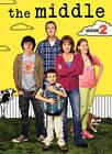 The Middle: Season 2 (DVD, 2011, 3-Disc Set)