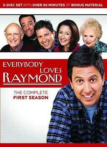 Everybody Loves Raymond: Complete First DVD