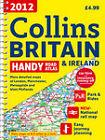 2012 Collins Handy Road Atlas Britain by HarperCollins Publishers (Spiral bound, 2011)