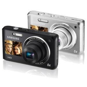 Samsung-DV101-Dual-View-Digital-Camera-16mp-5x-Optical-Zoom
