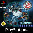 Extreme Ghostbusters: The Ultimate Invasion (Sony PlayStation 1, 2003)