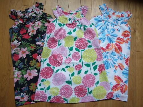 MINI BODEN SUMMER COTTON PRINT DRESS AGE 2-10 3 DESIGNS  BN