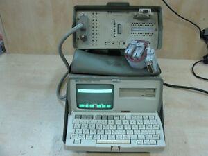 Hp-Agilent-4952A-Protocol-Analyzer-amp-18179A-Interface-Display