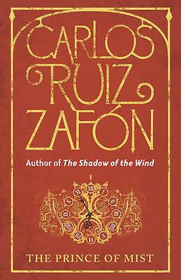 Zafon, Carlos Ruiz  ThePrince of Mist by Zafon, Carlos Ruiz ( Author ) ON May-27