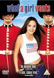 What A Girl Wants (DVD, 2004) - NEW & SEALED
