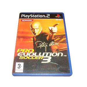 Pro Evolution Soccer 3 (Sony PlayStation 2, 2003)