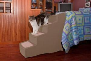 Pet-Gear-4-Easy-Steps-Dog-Cat-Stairs-Ramp-PG9740TN