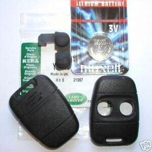 Land-Rover-Freelander-1-Remote-Alarm-Key-Fob-Kit