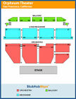 Les Miserables San Francisco Tickets 08/25/12 (San Francisco)