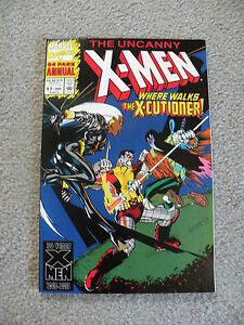 Marvel-64-page-annual-The-Uncanny-X-Men-Where-Walks-the-X-Cutioner-vol-1-No-1
