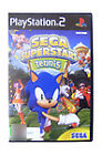 SEGA Superstars Tennis (Sony PlayStation 2, 2008)