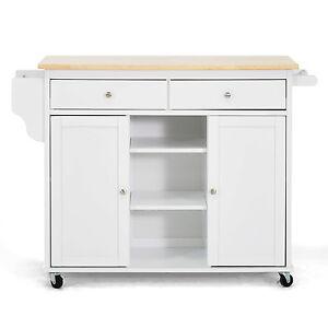 Meryland-White-Modern-Kitchen-Island-Cart-RT210-OCC