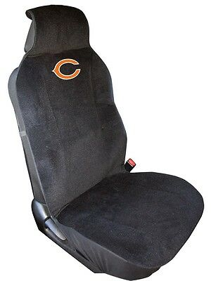 Chicago Bears Embroidered Seat Cover (New) Car Auto NFL Truck SUV CDG