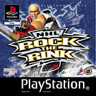 NHL Rock The Rink (Sony PlayStation 1, 2000)