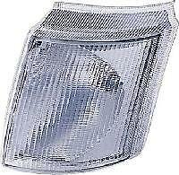 Quality Ford Transit Clear Design Front Indicators - Pair MK4 & MK5