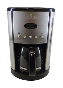 Buy Gevalia CM-500 12 Cups Coffee   Espresso Combo - Stainless ... 5f1d8a44f