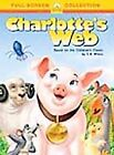 Charlottes Web (DVD, 2001, Full Frame Checkpoint Security Tag)