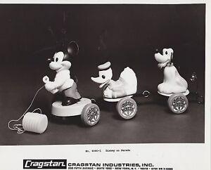 1970-8x10-Cragstan-Toy-Photo-15-Disney-on-Parade