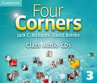 Four Corners Level 3 Class Audio CDs (3) by Jack C. Richards, David Bohlke (CD-Audio, 2011)