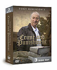 Tony Robinson's Crime And Punishment (DVD, 2011, 3-Disc Set)