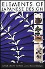 Elements of Japanese Design by Boye Lafayette De Mente (Paperback, 2006)