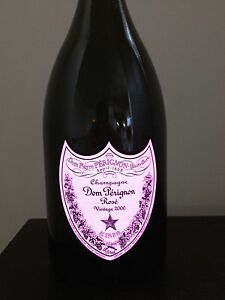 VERY-RARE-Dom-Perignon-Rose-LUMINOUS-LIMITED-EDITION-CHAMPAGNE-BOTTLE-750mL