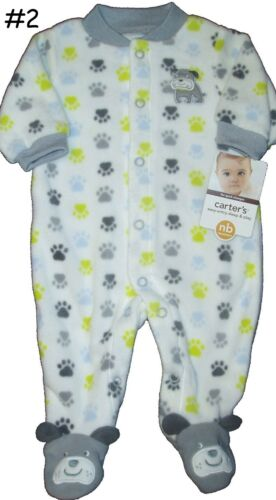 SLEEP PLAY OUTFIT CLOSED IN FEET EASY ENTRY PAJAMAS ROMPER GIRLS KIDS BABY BOYS