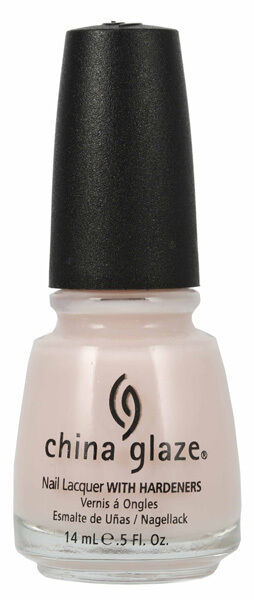 China Glaze Nail Polish - Inner Beauty 0.5 oz, 15ml - 70671