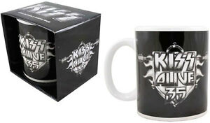 Kiss-Alive-35-Logo-Ceramic-Coffee-Tea-Mug-New-amp-Official-In-Picture-Box