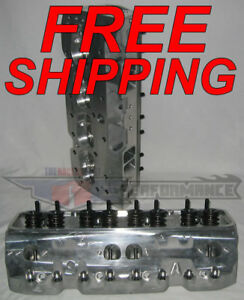 AFR-SBC-195cc-Aluminum-Cylinder-Heads-383-350-CNC-Ported-Small-Block-Chevy-1034