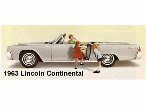 1963-Lincoln-Continental-Auto-Refrigerator-Tool-Box-Magnet