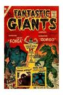 Fantastic Giants #24 (Sep 1966, Charlton)
