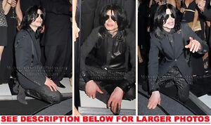 MICHAEL-JACKSON-2007-AT-Princes-PARTY-3xRARE8x10-PHOTOS