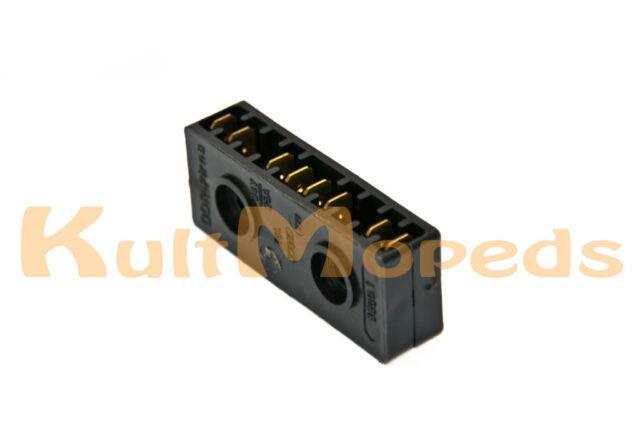 Leitungs-verbinder Replika f. Simson S51 S50 KR51 SR50 Kabel-baum Stecker 3 D