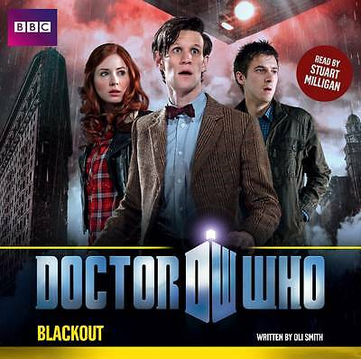 Doctor Who: Blackout (Dr Who), Smith, Oli, MINT Condition Audio CD