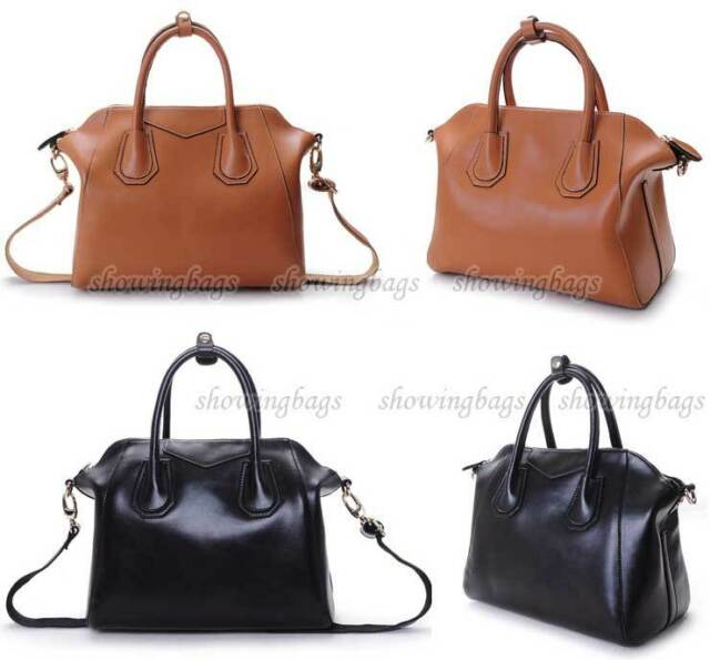 A7168 women leather Messenger Totes & Shoppers shoulder bag purse tote Briefcase