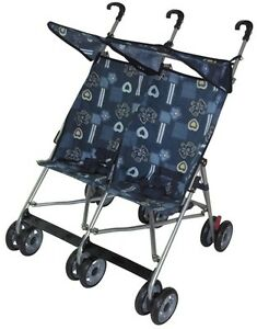 Twin Umbrella Stroller New Baby Double Strollers 42702