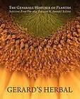 Gerard's Herbal: Selections from the 1633 Enlarged and Amended Edition by John Gerard (Paperback, 2008)