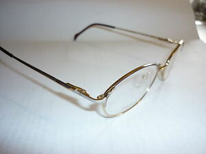 Ladies Titanium Full Rim Frames Glasses Eyeglass  3121 F018 plum gold ref G157 - <span itemprop=availableAtOrFrom>Streatley, Bedfordshire, United Kingdom</span> - seller will pay return postage if item is not as described or damaged. Otherwise buyer to pay postage Most purchases from business sellers are protected by the Consumer Co - Streatley, Bedfordshire, United Kingdom