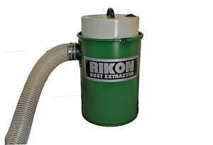 RIKON-63-100-12gal-Dust-Extractor-amp-Collector