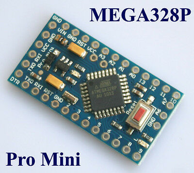 Pro Mini Enhancement (3.3V/5V adjustable)/16MHz MEGA328P (Arduino-compatible)