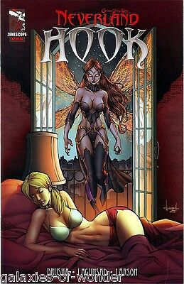 Grimm Fairy Tales Presents : Neverland Hook #2 (2A cover)  (FN)  Zenescope