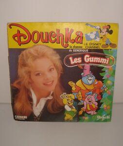 DISQUE-VYNIL-45-TOURS-45T-DOUCHKA-LES-GUMMI-1986