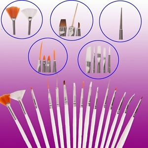 15-PCS-NAIL-ART-ACRYLIC-DESIGN-POLISH-BRUSH-DOT-PAINTING-TOOL-SET-PEN-f6