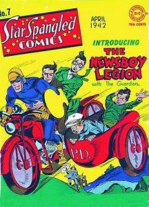 NEWSBOY-LEGION-by-JOE-SIMON-JACK-KIRBY-VOL-1-HC-Comics
